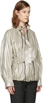 isabel marant silver lux jacket women isabel marant boots barneys factory