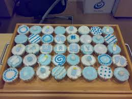 9 Easy Toddler Boy Cupcakes Photo Baby Boy Shower Cupcake Ideas