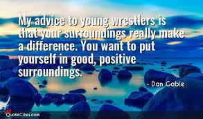 Dan Gable Quotes New Explore Dan Gable Quotes QuoteCites