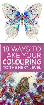 18 ways to take your colouring to the next level buzzfeed