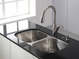 faucet  astonishing silver stainless steel grohe kitchen faucet