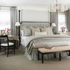 monochromatic gray bedroom bhg bhg bedroom ideas master
