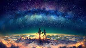 Galaxy Anime 4K Wallpapers - Top Free ...