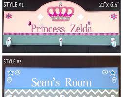Princess Coat Rack Princess room sign Princess decor princess sign princess 52