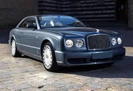 Super, Exotic and Concept Cars - Bentley - Brooklands