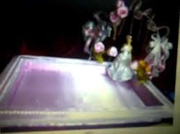 Saree Tray Decoration DECORATIVE TRAYS trousseau packing trays wedding trays saree packing 59