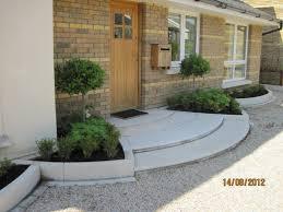 Small Picture Front Garden Design With Parking Best Garden Trends