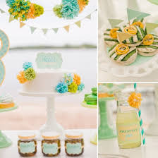 Image result for baby shower neutral
