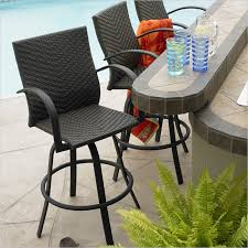 creative of outdoor bar stools patio chairs ai with sets decor 17