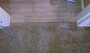 carpet tile transition strips doorway s to strip ceramic transi