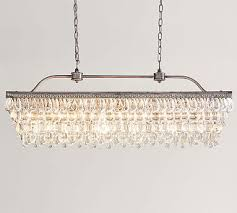 clarissa crystal drop r by pottery barn 535 pottery barn