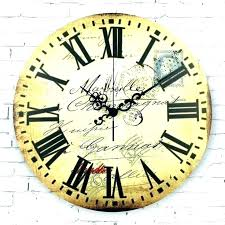 large outdoor clock decorative prime wall clocks and thermometers l