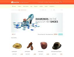 Ecommerce Website Template Mesmerizing Ecommerce Website Templates Free Download Chaseeventsco