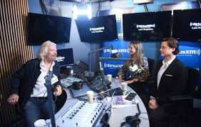 learning with richard branson my sirius xm radio show