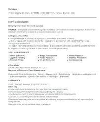 Sample Banquet Manager Resume Resume Web