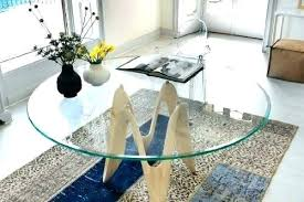 beveled glass table top inch round glass table top 1 2 thick beveled edge annealed tops