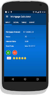 Calculate A Mortgage Loan Mortgage Calculator App For Android