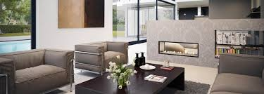 escea double sided dx1000 gas fireplace is so flexible in installation that it can create