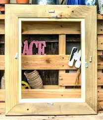 pallet wood photo frames making wooden frame wooden frames pallet picture frame wooden pallet picture frame