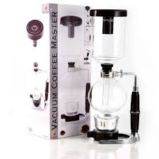 5 Cup Coffee Maker Coffee Master 5 Cup Syphon Vacuum Glass Coffee Maker