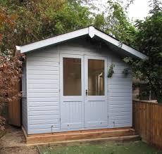 binham garden studio contemporary garden shed and building