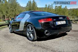 2013 Audi R8 V8 review - quick spin | PerformanceDrive