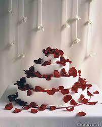 Yellow Wedding Cakes Martha Stewart Weddings