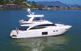 Chart House Sausalito 60 Princess 2017 Sausalito Denison Yacht Sales