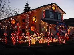 Candy Cane House Decorations Candy Cane Lane Lollipop Lane Start at 60 Arlene Dr 1