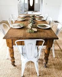 farm table kitchen best farmhouse chairs ideas on and bar wake forest farm table kitchen
