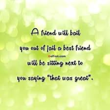 Inspirational Quotes About Friendships