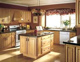 kitchen wall color ideas. Kitchen Wall Color With Oak Cabinets Paint Ideas Adorable Country Colors