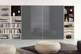 to bookcase with glass doors cole papers design within bookcases sliding prepare 18