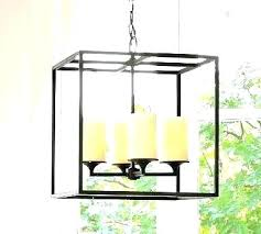 faux candle chandelier pillar candle chandelier creative on design home interior lighting ideas with faux pill
