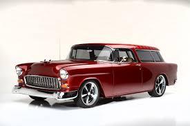 Countdown to Barrett-Jackson Las Vegas: 1955 Chevrolet Nomad ...