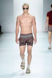 Parke Ronen Runway New York Fashion Week Mens S S