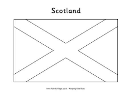 Small Picture St Andrews Day Colouring Pages