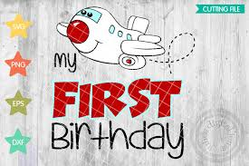 Choose from over a million free vectors, clipart graphics, vector art images, design templates, and illustrations created by artists worldwide! Free My First Birthday Airplane Crafter File