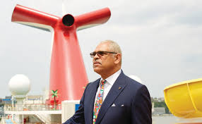 Sea Changes Carnival Cruise Corporation Ceo Arnold Donald