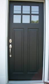 black front doors with gl home design ideas