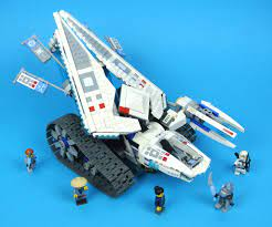 Review: 70616 Ice Tank | Brickset: LEGO set guide and database