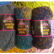 Himalaya Winter Wool - Клубочкино