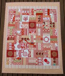 Red Pepper Quilts: The Red Patch & The Red Patch quilt is finished. I have really enjoyed the fabric play for  this quilt, combining the many different reds which all work together ... Adamdwight.com