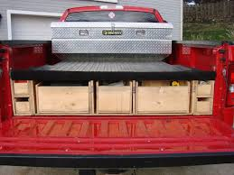 Truck Bed Storage   Homemade Truck Box - Vehicles - Contractor Talk ...