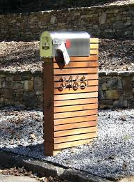 modern mailbox ideas. Diy Mailbox Post Ideas Modern Mailboxes Amazing Idea  Design Your Home . S