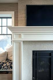 tiling around fireplace slate tiles for fireplace surround amazing tile fireplace mantels with best tile around