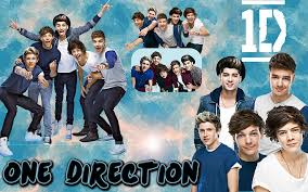 one direction wallpaper probably with a show concerto called one direction