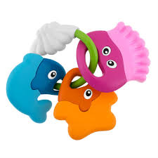 "<b>Погремушка</b> в форме рыбок ""<b>Морские</b> животные"" <b>Chicco</b> ..."