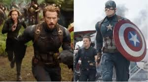 How The Avengers Infinity War Trailer References Captain America