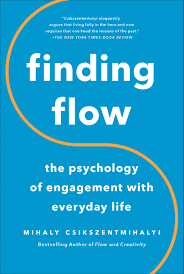 Flow can help protect your carefully designed library from misuse and misinterpretation. Finding Flow The Psychology Of Engagement With Everyday Life Masterminds Series Csikszentmihalhi Mihaly 9780465024117 Amazon Com Books